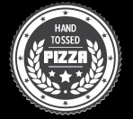 True hand-tossed dough!
